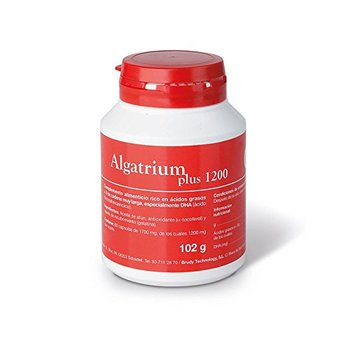 Algatrium Plus 1200 mg (840 mg DHA) 60 Perly